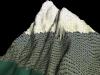 Matterhorn 3D Basic Rendering