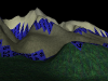 Matterhorn 3D Surface View